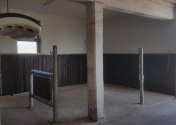 Innenputzplatz / Solarium